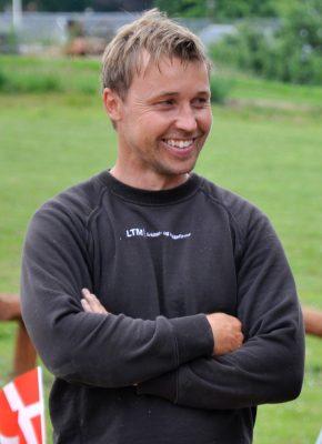 Nikolaj T. Mortensen