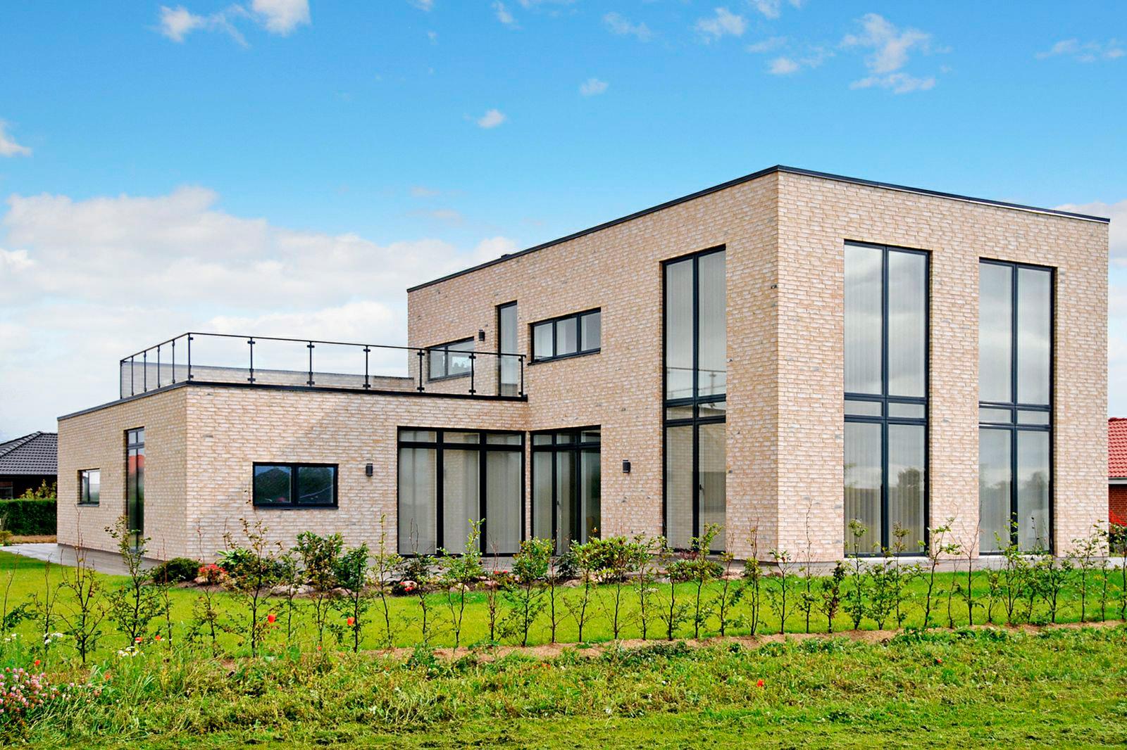 Byg nyt hus - Flotte arkitekttegnede huse og nybyggeri