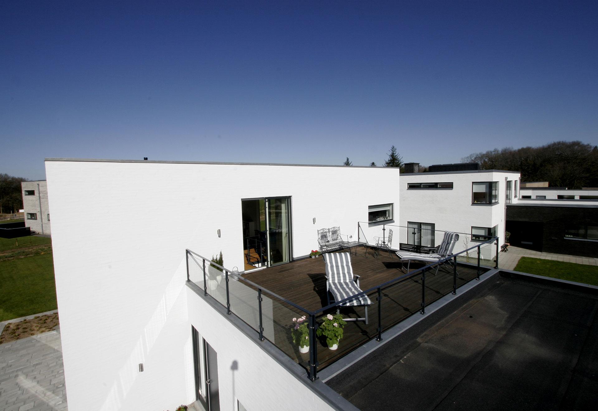 Et lavenergihus er godt for både økonomien og miljøet (foto ltm.dk)