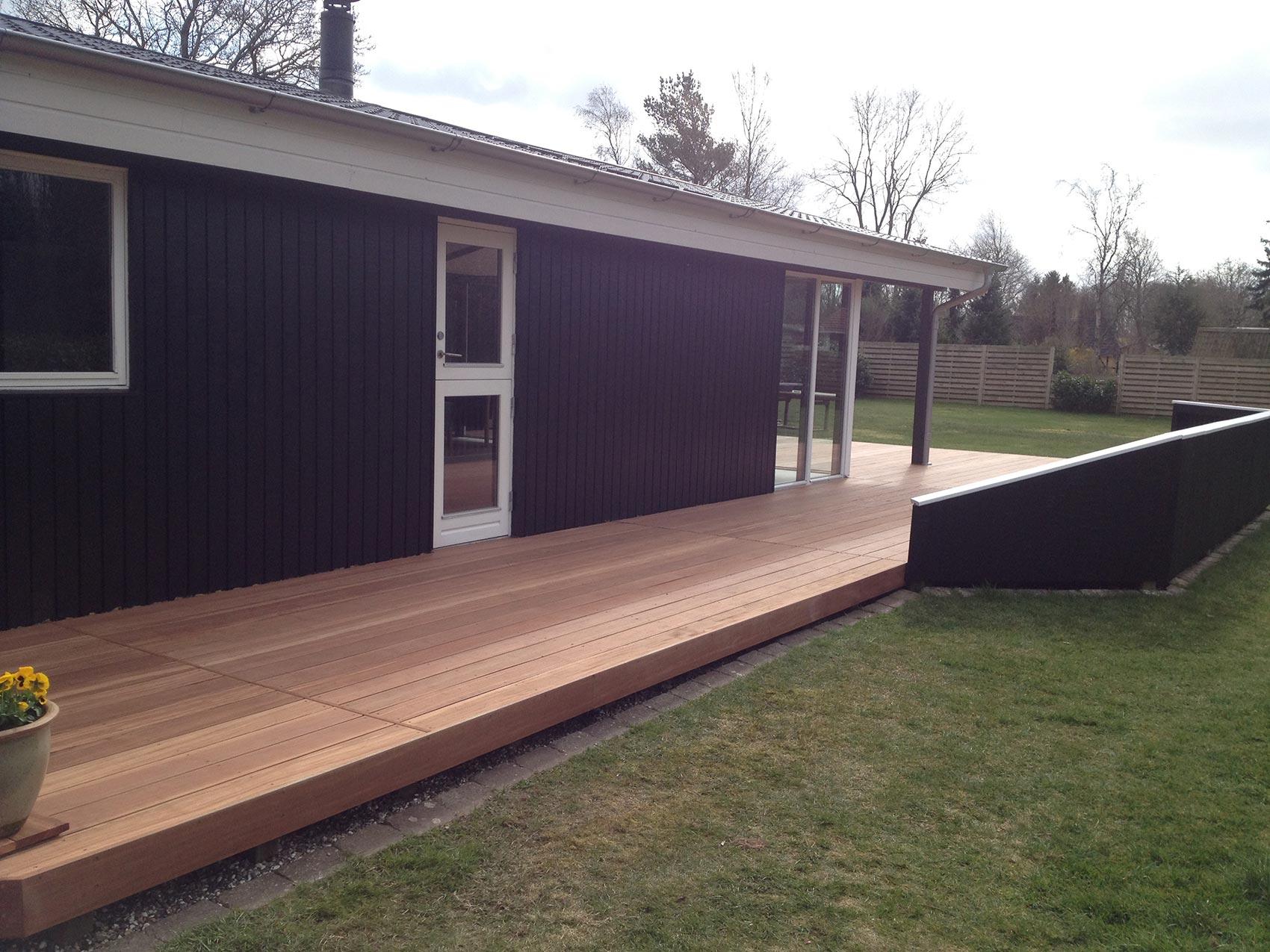 Byg sommerhus - Nybyggeri af sommerhuse i minimalistisk stil