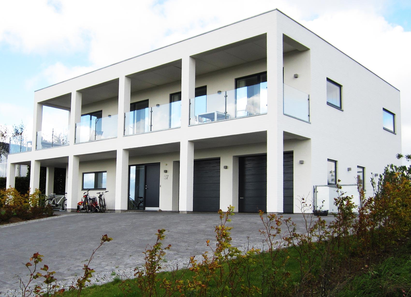 Nyt hus interiørbilleder - Inspiration til lysindfald og indretning